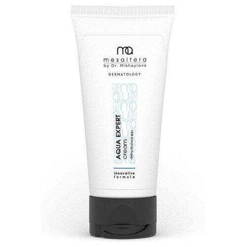 MESALTERA by Dr. Mikhaylova Aqua Expert Cream Увлажняющий крем для обезвоженной кожи лица, 50 мл mesaltera by dr mikhaylova aqua expert cream увлажняющий крем для обезвоженной кожи лица 50 мл