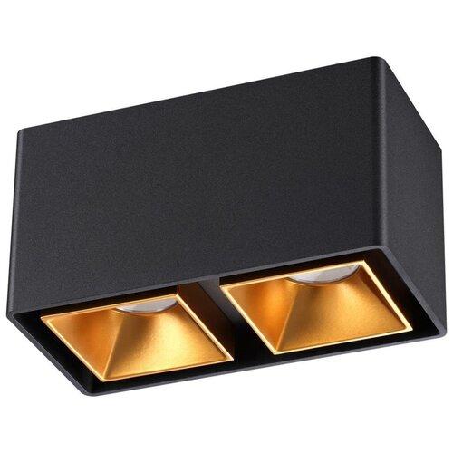 Потолочный светодиодный светильник Novotech Recte 358489 уличный потолочный светильник novotech 357505