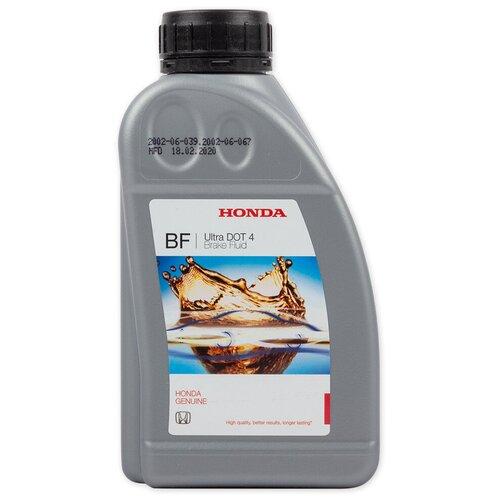 Тормозная жидкость Honda DOT 4 Brake Fluid, 0.5 л 0820399938HE тормозная жидкость bosch dot 4 brake fluid 1 л