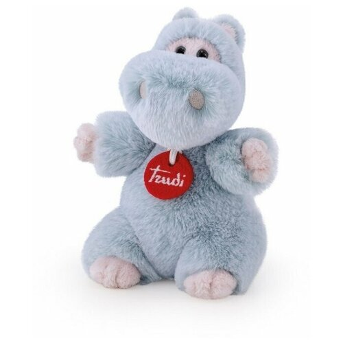 Мягкая игрушка Trudi Бегемотик 19 см мягкая игрушка trudi хомяк сквит 19 см