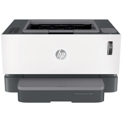 Фото - Принтер HP Neverstop Laser 1000w, белый/черный принтер hp ink tank 115 черный