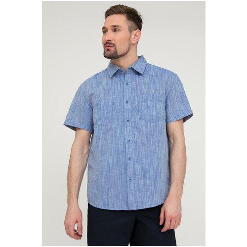 Рубашка FiNN FLARE размер XL темно-синий (101)