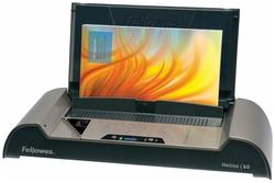 Переплетная машина для термопереплета FELLOWES HELIOS 60, сшивает до 600 листов, А4, нагрев 4 мин, FS-56420