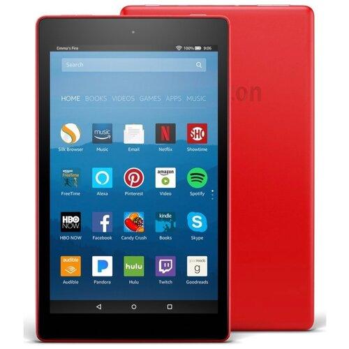 Планшет Amazon Kindle Fire HD 8 (2017) 32Gb красный