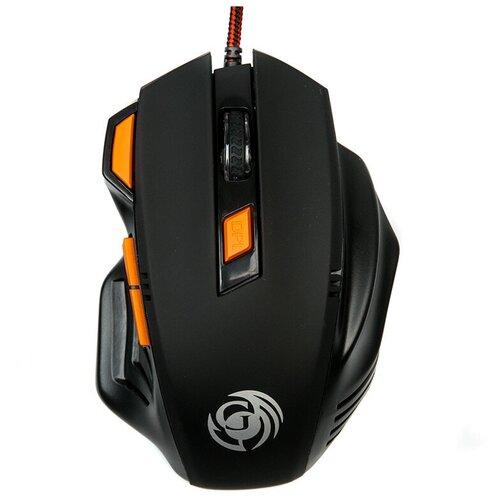 Мышь Dialog MGK-14U, черный