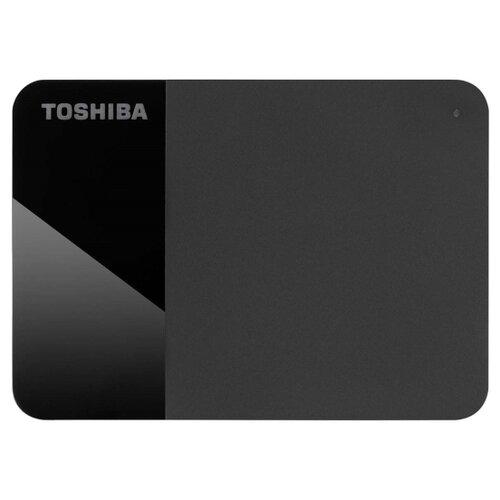 Внешний HDD Toshiba Canvio Ready 3.2 4 TB черный