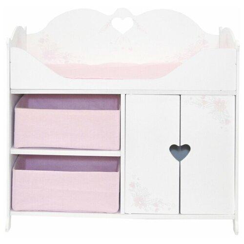 Купить PAREMO Кроватка-шкаф для кукол Розали Мини (PRT320-04M) Бьянка, Мебель для кукол