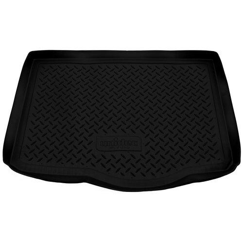 Коврик багажника NorPlast NPL-P-21-12 черный коврик багажника norplast npl p 22 13 черный
