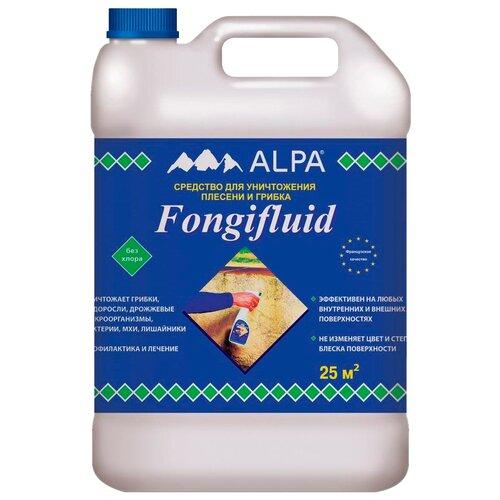 Alpa Средство от плесени и грибка Fongifluid, 5 л
