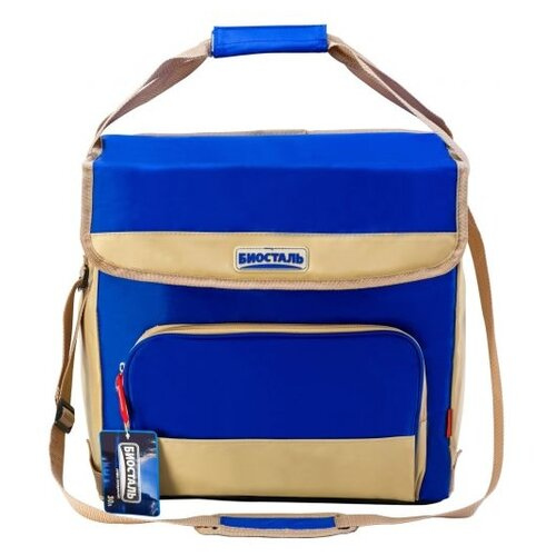 Фото - Сумка-холодильник BIOSTAL TC-30B, 30л, синий сумка холодильник biostal tcp 20b