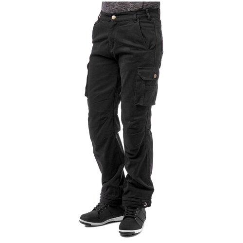 Текстильные мотобрюки Moteq Black Bird черный 38-36 (Размер производителя) по цене 7 290