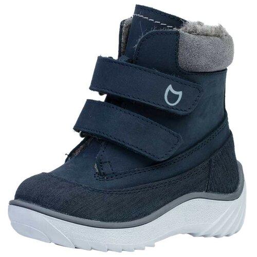 Фото - Ботинки КОТОФЕЙ размер 21, 42 синий ботинки для мальчика котофей цвет синий салатовый 554047 41 размер 30