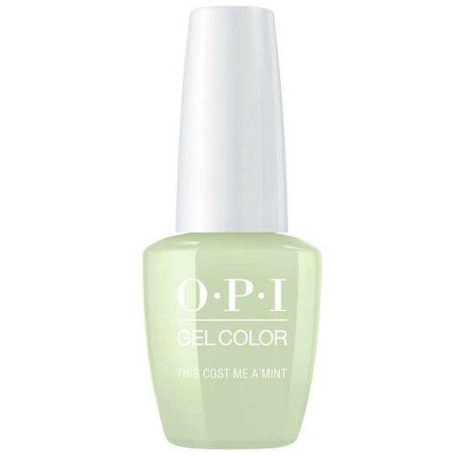 Гель-лак для ногтей OPI Classics GelColor, 15 мл, This Cost Me a Mint недорого