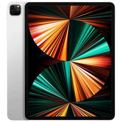 Планшет Apple iPad Pro 12.9 2021 128Gb Wi‑Fi + Cellular, серебристый