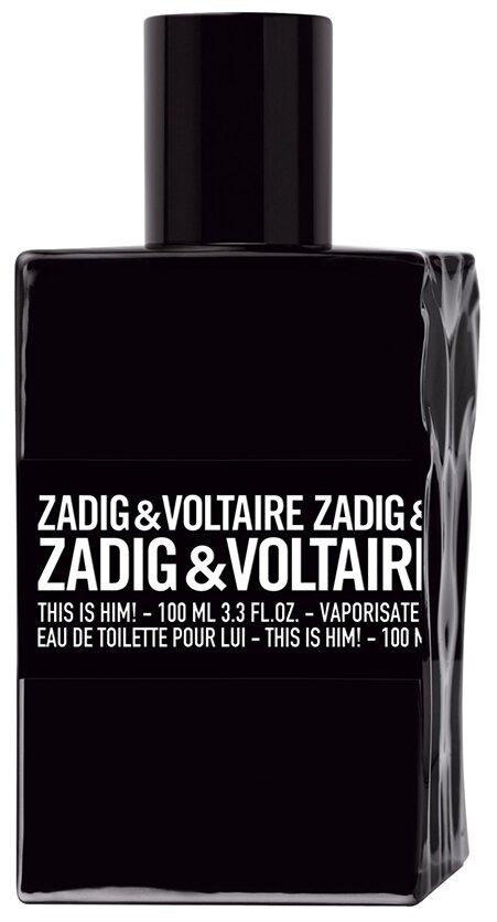 купить туалетную воду Zadig Voltaire