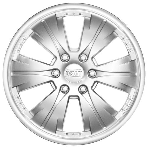 Колпак колеса AUTOPROFI BST15 R15 1 шт, современный и стильный дизайн, подходят на все модели легковых автомобилей.