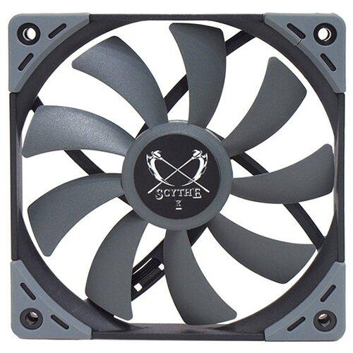 Вентилятор для корпуса Scythe Kaze Flex 120 Slim (KF1215FD12-P) серый 1 шт.