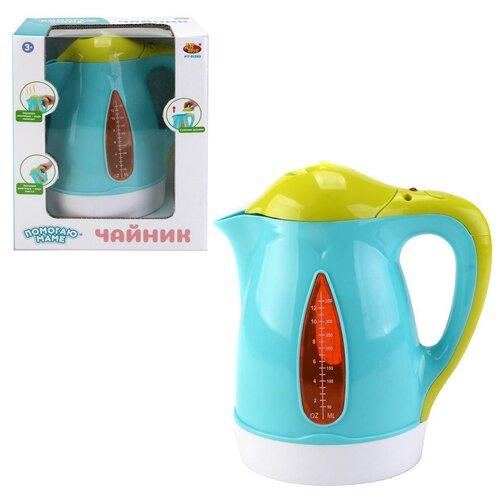 Чайник ABtoys Помогаю маме, Бытовая техника, свет и звук (PT-01392)