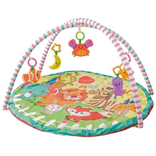 Развивающий коврик Ути-Пути Зоопарк 92908