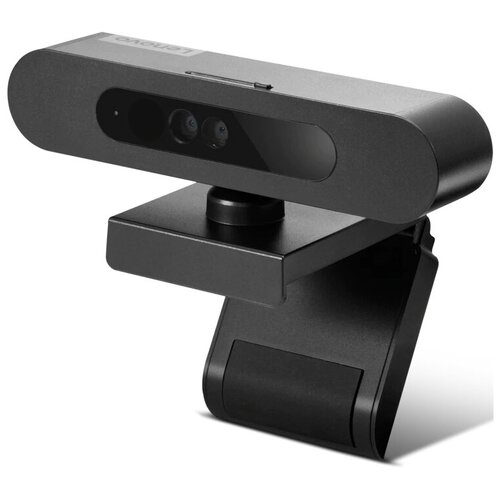 Веб-камера Lenovo 500 FHD 4XC0V13599, черный