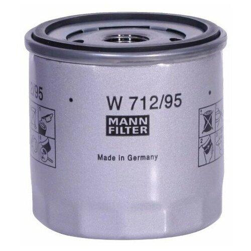 Масляный фильтр MANNFILTER W 712/95 недорого