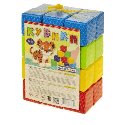Купить Кубики COLORPLAST Кубики 1-069, Детские кубики