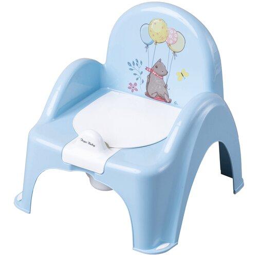Купить Tega Baby горшок Forest Fairytale (FF-007) голубой, Горшки и сиденья