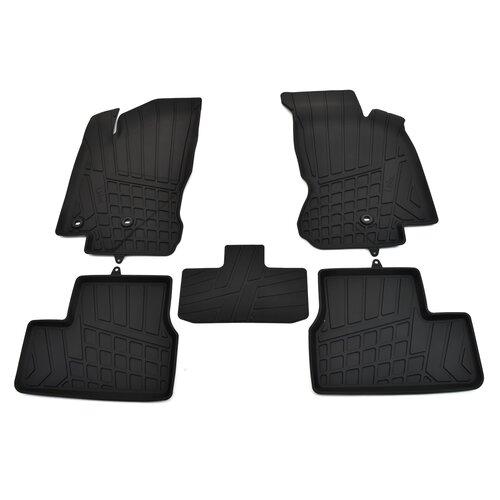 Фото - Комплект ковриков салона NorPlast NP11-LdC-16-200 для Datsun mi-DO 5 шт. черный комплект ковриков norplast np11 ldc 31 052 hyundai creta 5 шт черный