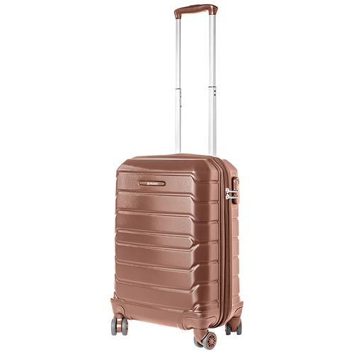 Турецкий чемодан Delvento модель Calanthe Rose 59 см, 44л