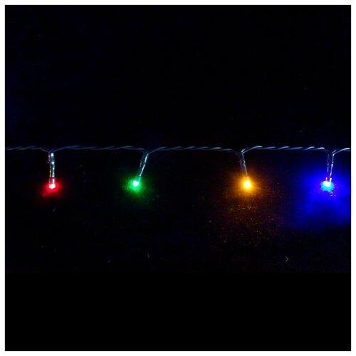 Гирлянда Triumph Tree Luca lights 2760 см (83090), 368 ламп, разноцветные диоды/зеленый провод