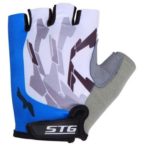 Велоперчатки STG 801 быстросъемные Х61877, L