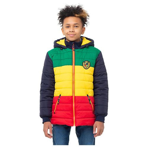 Купить Куртка V-Baby размер 140, разноцветный, Куртки и пуховики