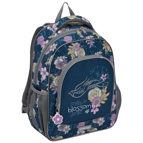 Фото - Ученический рюкзак ErichKrause ErgoLine 15L Blossom ученический ранец erichkrause ergoline 15l drift king