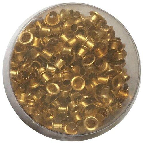 Люверсы для дырокола Attache 507805 золотистый