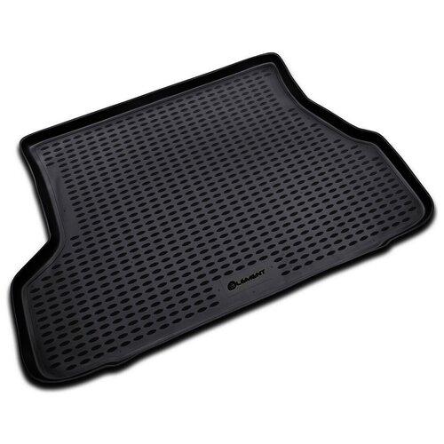 Коврик багажника ELEMENT NLC.20.06.B10 для Hyundai Accent черный коврик element nlc 48 02 b10 для toyota camry черный