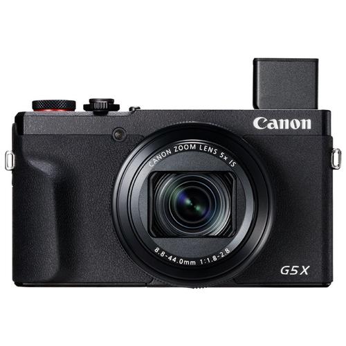 Фотоаппарат Canon PowerShot G5 X Mark II черный