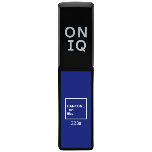 Купить Гель-лак для ногтей ONIQ Pantone, 6 мл, 223S True Blue