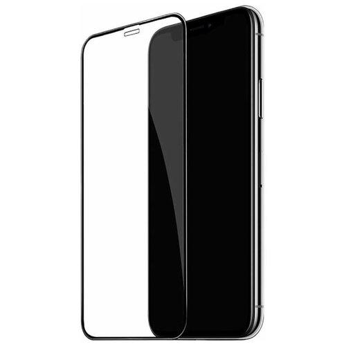 Фото - Защитное стекло AUZER iPhone Xr/11 (Черное) защитное стекло auzer ag ssg5m