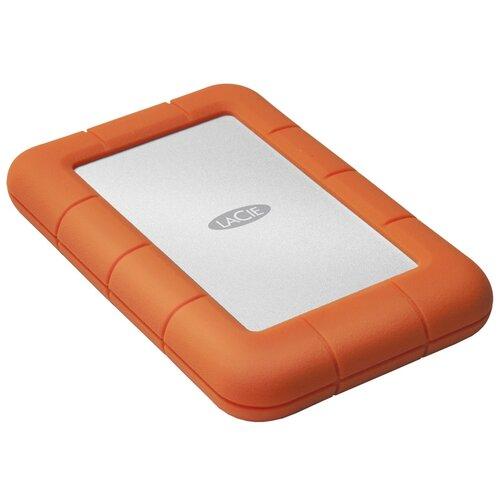 Внешний HDD Lacie Rugged Mini 5400rpm 2 TB оранжевый