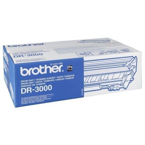 Фото - Фотобарабан Brother лазерный DR-3000 фотобарабан brother лазерный dr 3000