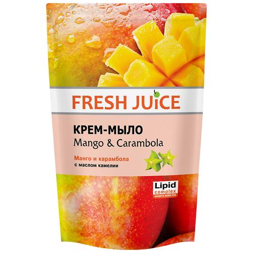 Крем-мыло Fresh Juice Манго и карамбола, 460 мл
