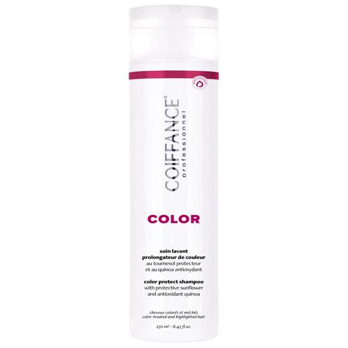 Coiffance Color Protect Shampoo - Шампунь для защиты цвета окрашенных волос, 250 мл недорого