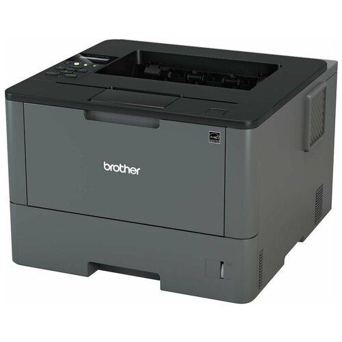 Принтер Brother HL-L5200DW, серый
