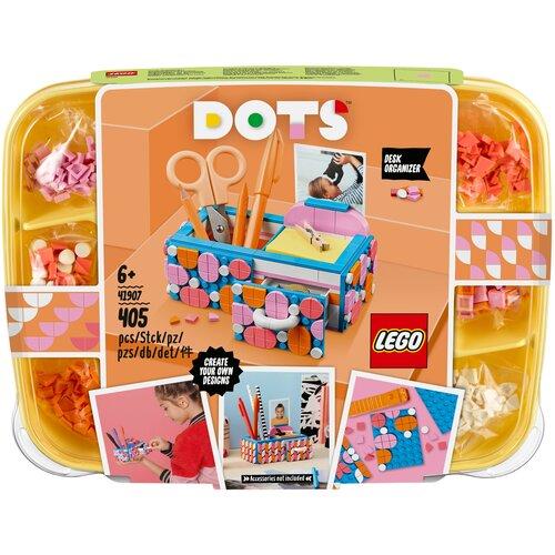 Фото - Конструктор LEGO DOTS 41907 Настольный набор lego lego dots большой набор тайлов