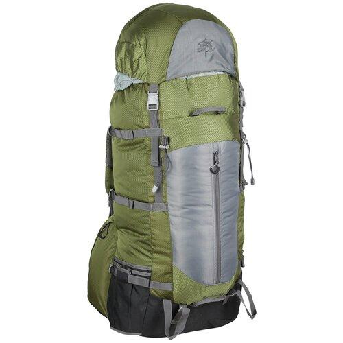 Экспедиционный рюкзак Сплав Bastion 130, зеленый
