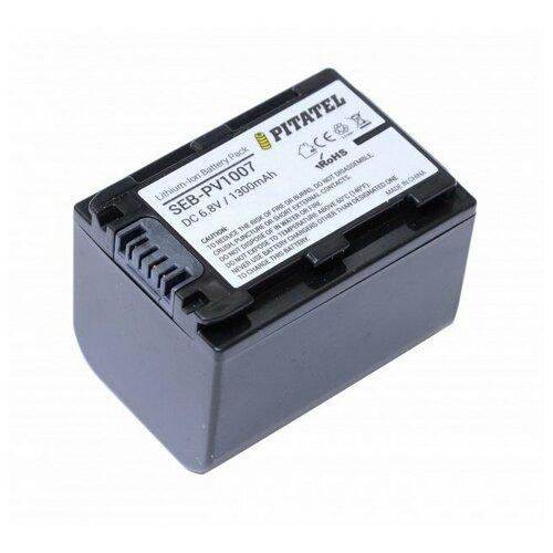 Фото - Усиленный аккумулятор для видеокамеры Sony NP-FH50, NP-FH60 усиленный аккумулятор для видеокамеры sony np fp90 np fp91