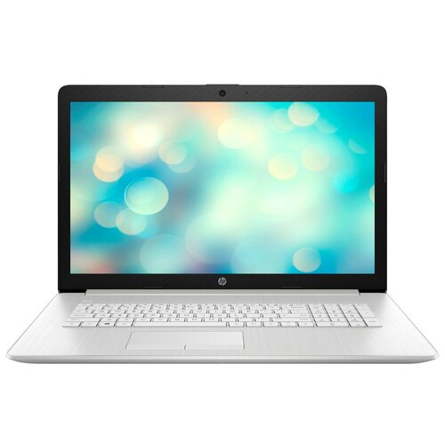 Ноутбук HP 17-by3 (/17.3)041ur (Intel Core i5-1035G1 1000MHz/17.3/1600x900/8GB/256GB SSD/Intel UHD Graphics/DOS) 22R42EA, естественный серебряный