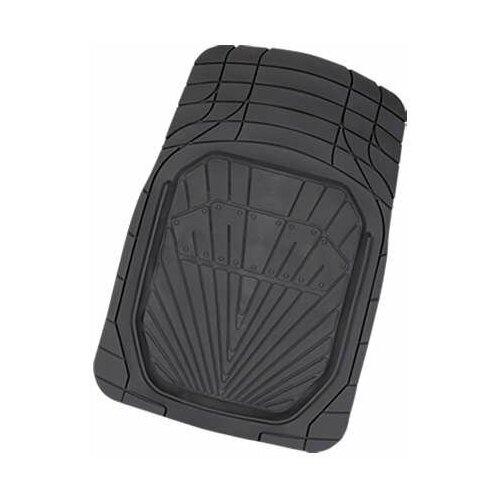 Фото - Комплект ковриков салона AUTOPROFI MAT-510 4 шт. черный комплект ковриков autoprofi pet602 4 шт черный