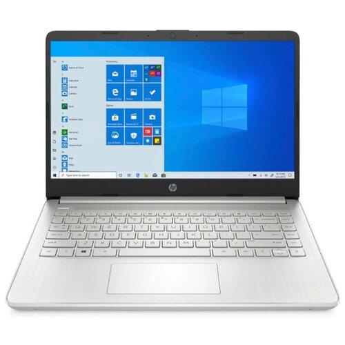 "Ноутбук HP 14s-fq1012ur (AMD Ryzen 5 5500U 2100 MHz/14""/1920x1080/16GB/512GB SSD/DVD нет/AMD Radeon Graphics /Windows 10 Home) 3B3M8EA серебристый"