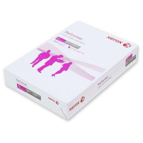 Фото - Бумага Xerox A4 Performer 80 г/м² 500 лист., белый бумага creative a4 студенческая 80 г м² 100 лист белый